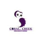 Logo of golf course named Coral Creek Golf Course