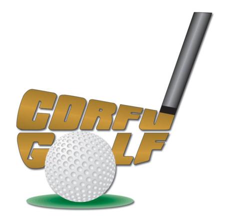 Logo of golf course named Corfu Golf Club