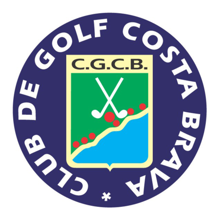 Logo of golf course named Costa Brava Golf Club