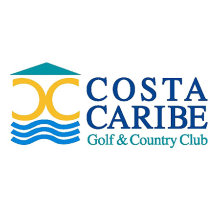 Logo of golf course named Costa Caribe Golf and Country Club