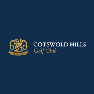 Logo of golf course named Cotswold Hills Golf Club