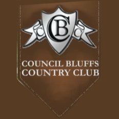 Logo of golf course named Council Bluffs Country Club