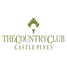 Logo of golf course named Country Club at Castle Pines