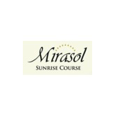 Logo of golf course named Country Club at Mirasol