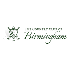 Logo of golf course named Country Club of Birmingham