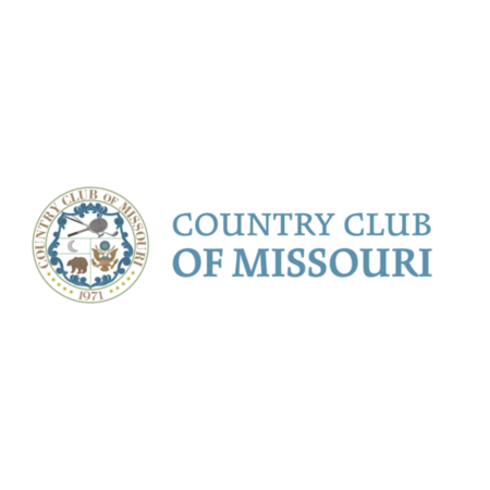 Logo of golf course named Country Club of Missouri, The