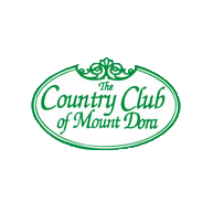 Logo of golf course named Country Club of Mount Dora, The