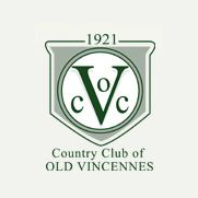 Logo of golf course named Country Club of Old Vincennes