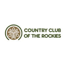 Logo of golf course named Country Club of The Rockies