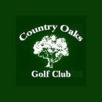 Logo of golf course named Country Oaks Golf Club
