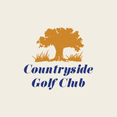Logo of golf course named Countryside Golf Club