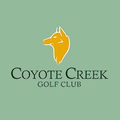 Logo of golf course named Coyote Creek Golf Club