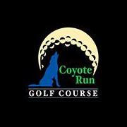 Logo of golf course named Coyote Run Golf Course