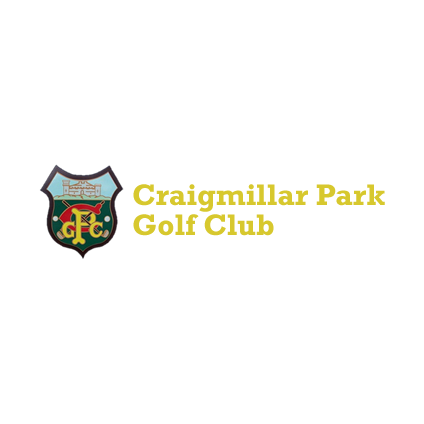 Logo of golf course named Craigmillar Park Golf Club