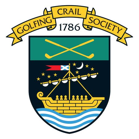 Logo of golf course named Crail Golf Club - Balcomie Links Course