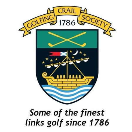 Logo of golf course named Crail Golf Club - Craighead Links Course