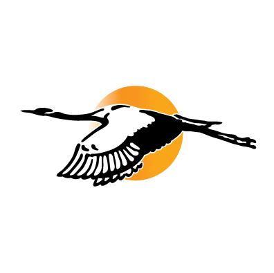 Logo of golf course named Crane Meadow Golf Course