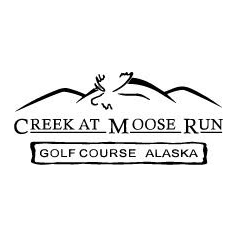 Logo of golf course named Creek at Moose Run Golf Course