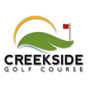 Logo of golf course named Creekside Golf Course