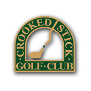 Logo of golf course named Crooked Stick Golf Club