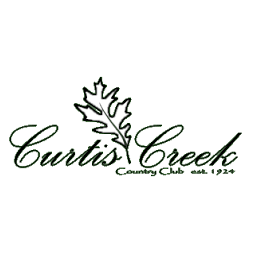 Logo of golf course named Curtis Creek Country Club