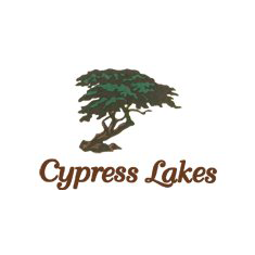 Logo of golf course named Cypress Lakes Golf and Country Club
