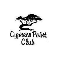 Logo of golf course named Cypress Point Club