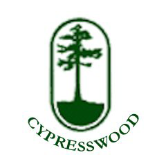 Logo of golf course named Cypresswood Golf and Country Club