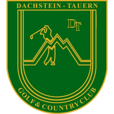 Logo of golf course named Dachstein Tauern Golf and Country Club