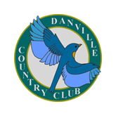 Logo of golf course named Danville Country Club