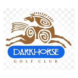 Logo of golf course named Darkhorse Golf Club