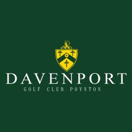Logo of golf course named Davenport Golf Club
