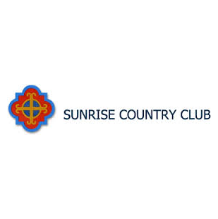 Logo of golf course named Davie Golf and Country Club