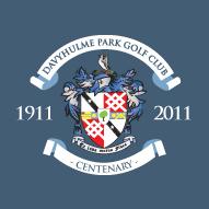 Logo of golf course named Davyhulme Park Golf Club