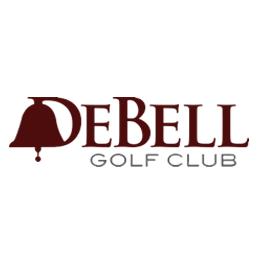 Logo of golf course named de Bell Municipal Golf Course