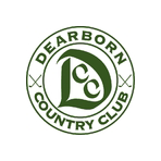 Logo of golf course named Dearborn Country Club