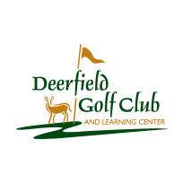 Logo of golf course named Deerfield Golf Club