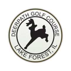 Logo of golf course named Deerpath Golf Course