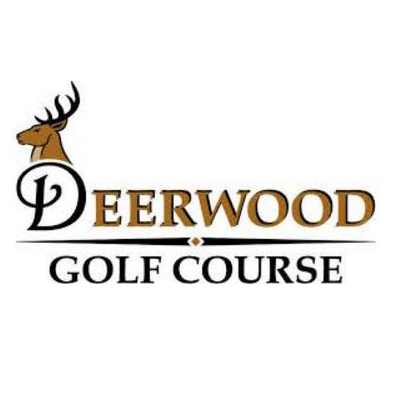 Logo of golf course named Deerwood Golf Course