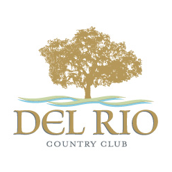 Logo of golf course named Del Rio Country Club
