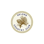 Logo of golf course named Deland Country Club