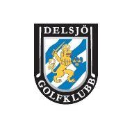 Logo of golf course named Delsjo Golfklubb
