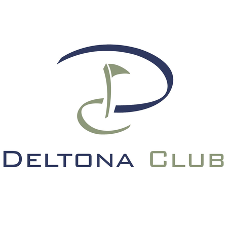 Logo of golf course named Deltona Club