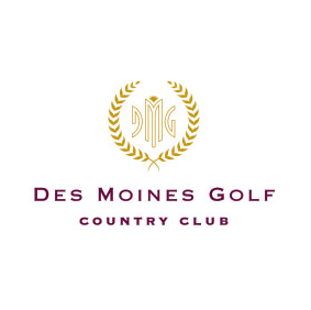 Logo of golf course named Des Moines Golf and Country Club