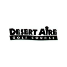Logo of golf course named Desert Aire Golf Course