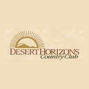 Logo of golf course named Desert Horizons Country Club
