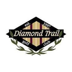 Logo of golf course named Diamond Trail Golf Club