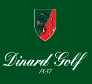 Logo of golf course named Dinard Golf