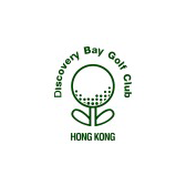 Logo of golf course named Discovery Bay Golf Club