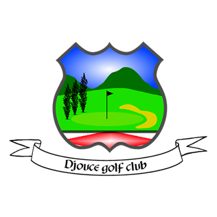 Logo of golf course named Djouce Golf Club